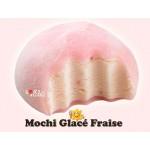 Mochi Glacé Fraise